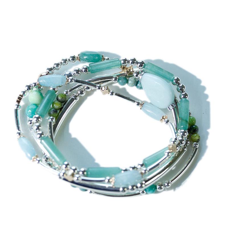 Bracelet Precieux Bleu